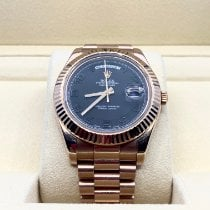 Rolex (ロレックス) 218235 ピンクゴールド 2012 デイデイト II 41mm 中古