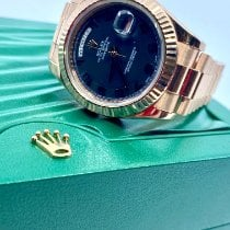 Rolex Day-Date II 218235 Very good Rose gold 41mm Automatic United States of America, New York, New York