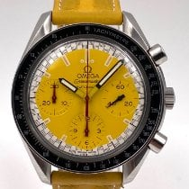 Omega Speedmaster Reduced Steel 39mm Yellow United States of America, New York, New York