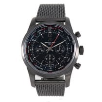 Breitling Transocean Unitime Pilot pre-owned