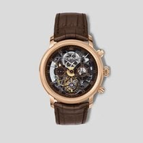 Audemars Piguet Jules Audemars Rose gold 41mm Black United States of America, New York, New York