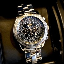 Breitling B-2 44mm Black No numerals