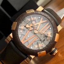 Romain Jerome Titanic-DNA Rose gold 50mm Grey No numerals