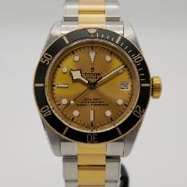 Tudor Black Bay S&G Gold/Steel 41mm Champagne No numerals United States of America, California, Marina Del Rey