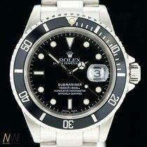 Rolex Submariner Date 16610 2002 occasion