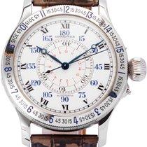Longines Lindbergh Hour Angle L2.678.4.11.2 2011 rabljen