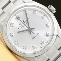Rolex Air King Precision Steel 34mm Silver United States of America, California, Chino Hills