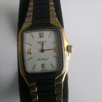 Zenith Montre femme Port Royal 23,8mm Quartz occasion Montre avec papiers d'origine 1988