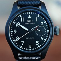 IWC Big Pilot Top Gun Ceramica 15mm