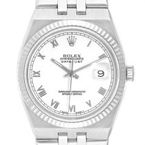 Rolex Datejust Oysterquartz Steel 36mm White Roman numerals United States of America, Georgia, Atlanta