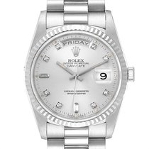 Rolex Day-Date 36 18239 1989 pre-owned