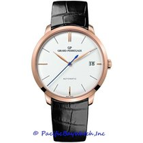 Girard Perregaux Rose gold Automatic Silver 41mm new 1966