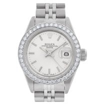 Rolex Oyster Perpetual Lady Date 69160 1985 pre-owned