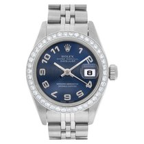 Rolex Oyster Perpetual Lady Date 79160 2003 occasion