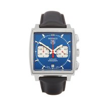 TAG Heuer Monaco CW2113-0 2000 pre-owned