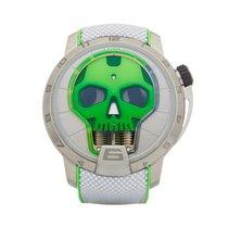 HYT Skull Tytan 51mm Zielony