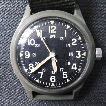 Benrus Plastic 35mm Manual winding pre-owned