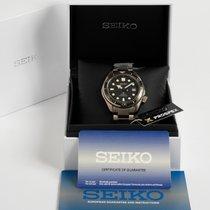 Seiko Prospex Steel 44mm Black United Kingdom, Kent