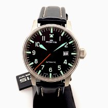 Fortis Steel 40mm Automatic 595.11.41 L 01 new