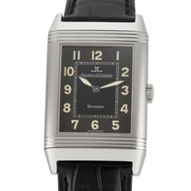 Jaeger-LeCoultre Reverso Grande Taille Steel 26mm Arabic numerals United States of America, New York, New York