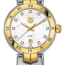 TAG Heuer Link Lady Steel 29mm Roman numerals United States of America, California, Moorpark