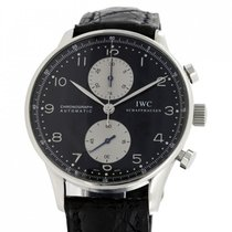 IWC Portuguese Chronograph 3714 rabljen