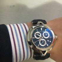 Valentino Acier 40mm Quartz V51LCQ9909-S009 nouveau