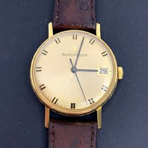 Jaeger-LeCoultre Yellow gold 31mm Manual winding Vintage Jaeger pre-owned