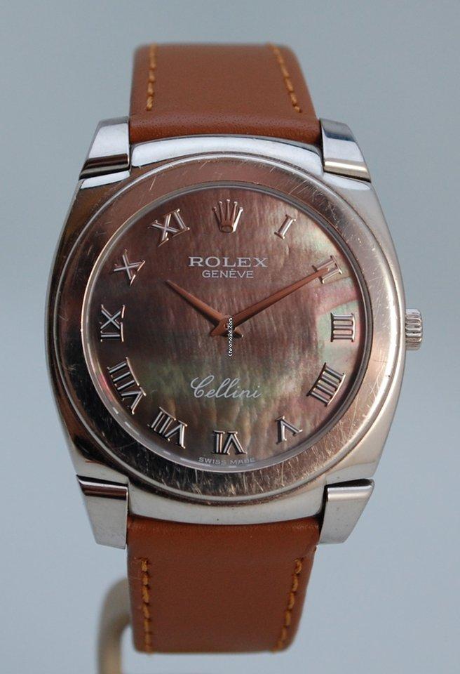 Rolex Cellini 5330/9 2001 подержанные