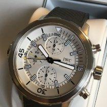 IWC Aquatimer Chronograph nuevo 2020 Automático Cronógrafo Reloj con estuche y documentos originales IW376801