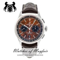 Breitling for Bentley new Automatic Watch with original box and original papers AB01181A1Q1X1