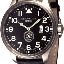 Zeno-Watch Basel OS Pilot 8595N-6-a1 nuevo
