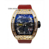 Richard Mille RM 029 pre-owned 46.7mm Date Leather