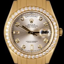 Rolex Day-Date 18948 Very good Yellow gold 39mm Automatic