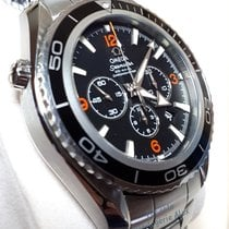 Omega Seamaster Planet Ocean Chronograph 2210.51.00 2008 pre-owned