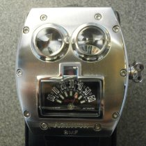 Azimuth Steel 43mm Automatic 343-08 new