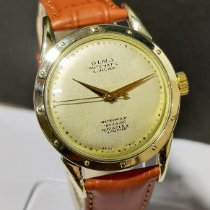 Ollech & Wajs pre-owned Automatic 37mm Champagne Plastic