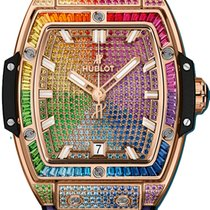 Hublot Spirit of Big Bang Roséguld 39mm