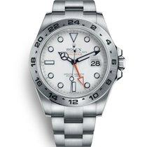 Rolex Explorer II 216570 2020 ny