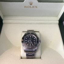 Rolex Sea-Dweller Deepsea Steel 44mm Black No numerals United States of America, Tennesse, Chattanooga