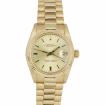 Rolex 6827 Or/Acier Lady-Datejust 31mm occasion