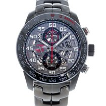 TAG Heuer Carrera Calibre HEUER 01 CAR2A1L 2010 pre-owned