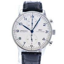 IWC Steel 41mm Automatic IW3714-46 pre-owned