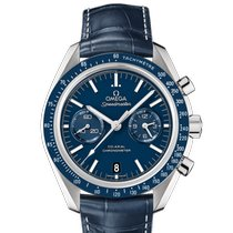 Omega Speedmaster Professional Moonwatch Титан 44.2mm Синий Без цифр Россия, Moscow