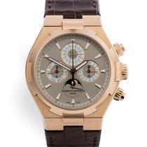 Vacheron Constantin Overseas Chronograph Oro rosa 42mm Gris