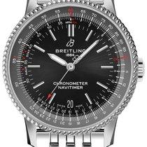 Breitling Navitimer nuevo 2020 Automático Reloj con estuche y documentos originales A17325241B1A1