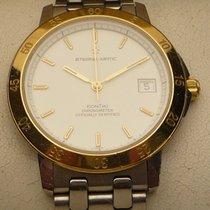 "Eterna Gold/Stahl 36.2mm Automatik Automatic Eterna-Matic ""Kontiki ""- Chronometer,Cal.2892-2 gebraucht"