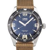 Oris Divers Sixty Five Acier 40mm Noir
