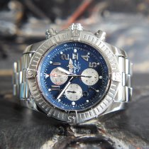 Breitling Super Avenger Steel Blue