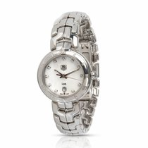 TAG Heuer Link Lady Steel 29mm White United States of America, New York, New York